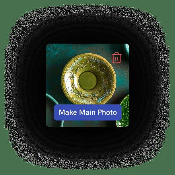 Make Main Photo