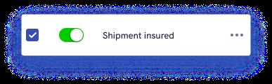 Shipping Card